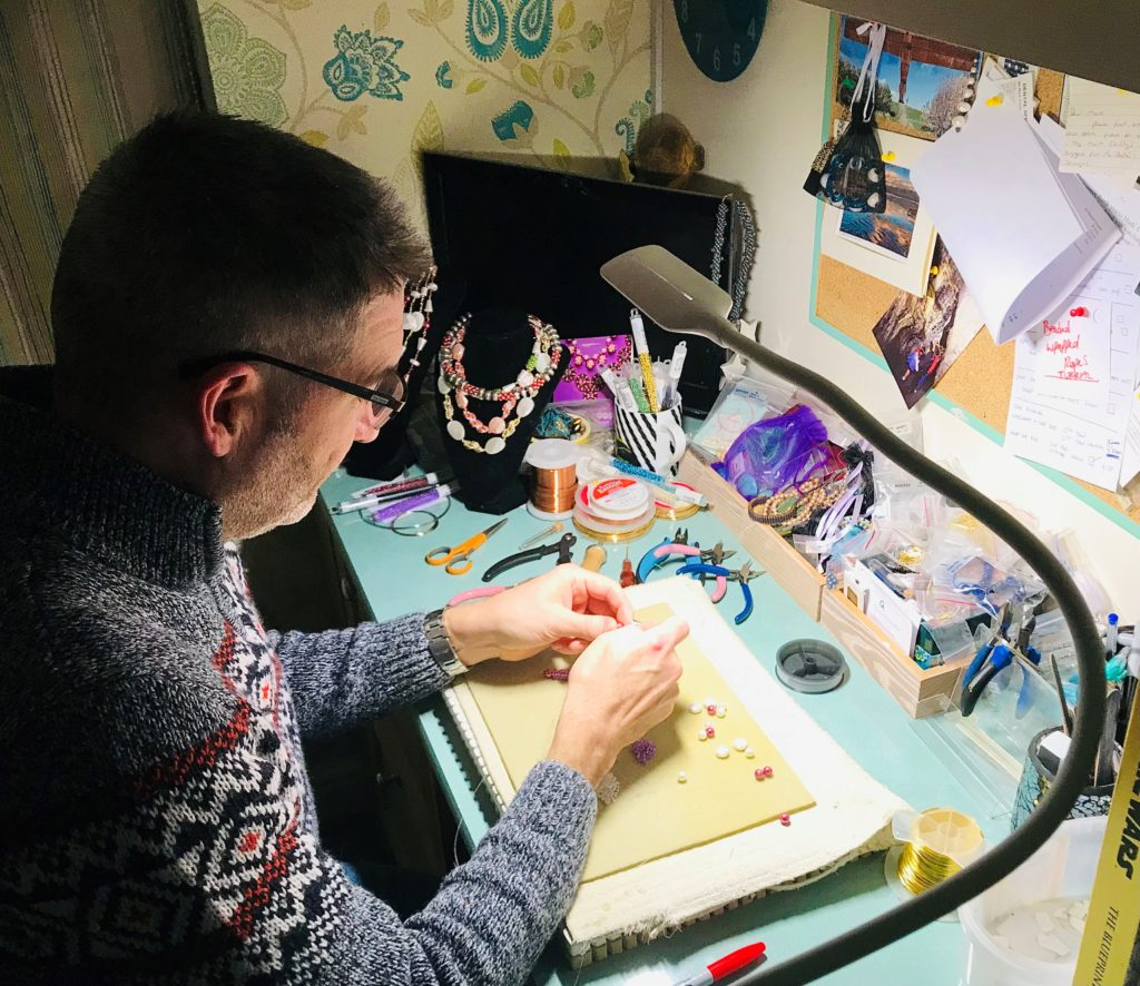 Crafts and Sewing Lamps